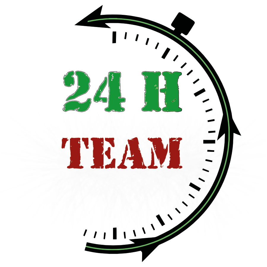 logo 24HTRAIL TEAM